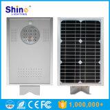 Niedriges integriertes LED Solargarten-Licht des Fabrik-Preis-12W 10W