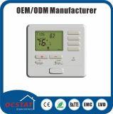 Température-Contrôleur programmable hebdomadaire frais de la chaleur 2 de la pompe à chaleur 2 5/1/1