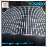 Untreated/galvanizado Steel Grating para Power Plant