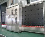 Machine à laver en verre industrielle avec l'affichage numérique