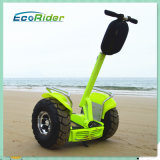 De Autoped 4000W Motor van SUV Electric Two Wheeled Vehicle Balanced