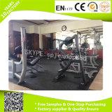 Alta densidad de goma alfombra del piso en el gimnasio durable del suelo