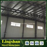 Edificios industriales del almacén de la estructura de acero