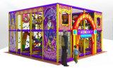 Matériel mou d'intérieur 20131007-031-B-1 de cour de jeu d'enfants orientés de cirque d'amusement d'acclamation