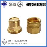 Pièce forgéee d'usinage de Cold/CNC/acier/en aluminium/en laiton pour la pièce de camion