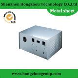 Fábrica direta fabricação de metal personalizada da folha para o caso elétrico