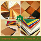 Different Solid Color와 Thickness를 가진 멜라민 Plywood