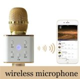 2016 신제품 Tuxun Q7 Bluetooth Karaoke 스피커 마이크