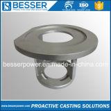 Ts16949ステンレス鋼か合金鋼鉄炭素鋼はワックスの投資鋳造の部品を失った