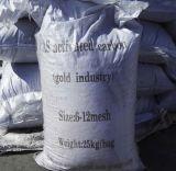 Industrielle Grad-Kokosnuss betätigte Holzkohle für Goldwiederanlauf