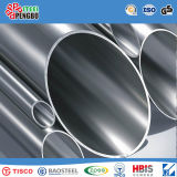 Pipe sans joint d'acier inoxydable d'AISI 304 avec le GV