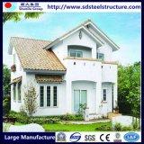 Estructuras de acero de la Acero-Seguridad estructural Hogar-Residencial de acero residencial