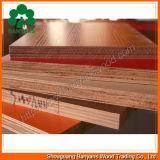 Madera contrachapada del anuncio publicitario del grado de la madera contrachapada/de los muebles de la melamina