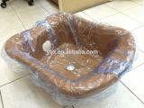 Cubierta plástica de la tina de baño del pie que hace la máquina