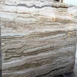 Neue Arten poliert und natürlicher silberner Dracheonyx-Marmor
