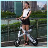[إكريدر] ذكيّة يطوي [250و] كثّ مكشوف [36ف] درّاجة كهربائيّة