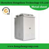 Gabinete personalizado OEM do equipamento da fabricação de metal da folha