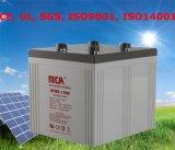 Nieuwe Energie 2V 1500ah van de Batterij van de batterij de Zonne