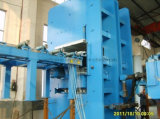 Platten-Vulkanisator-Presse-Gummimaschine mit ISO-Cer