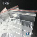 Ht-0665 de Plastic Zak van de Ritssluiting van het Merk Hiprove