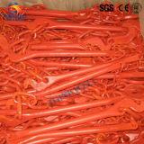 Ковать покрашенный цвет хлеща рукоятку натяжения цепи хлеща рукоятку