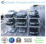 3개 수준 간단한 드는 유형 차 Parking 장비 주차 시스템