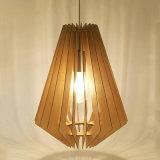 卸し売り現代デザイン木の功妙なペンダント灯