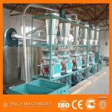 Macchinario industriale di macinazione di farina del frumento