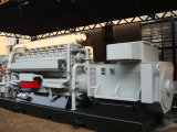 1000kw Gas Genset mit Tri-Generation Combined Heat, Cooling