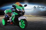 O bebê de China caçoa o motor elétrico da bicicleta do carro elétrico das crianças da motocicleta