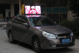 Экран дисплея P6 напольный СИД для крыши автомобиля (960X384mm)