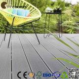 Feito no Decking composto plástico de madeira de China Otdoor