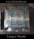Muffa del contenitore di recipiente di plastica per macchinario (LY160815)