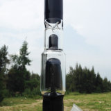 Newset Herbst-Art-gerade Glaswasser-Rohre für das Rauchen (ES-GB-248)