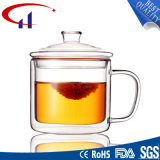 350ml doppel-wandiges hohes Borosicilate Glastee-Cup (CHT8604)