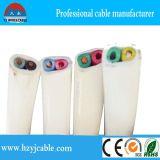 Cca-Führung, elektrisches kabel, Belüftung-Isolierungs-Draht, 3 Kern-Flachdraht
