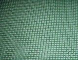 Maglia piana rossa del poliestere di alta qualità per tessuto non tessuto