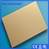 외부 외벽을%s 금속 PVDF 코팅 알루미늄 합성 위원회