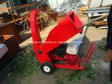 Cavalo-força 15 a máquina Chipper de madeira a mais nova e do certificado direto do Ce da fábrica