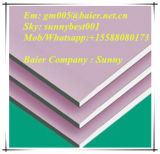 Niedriges Price Highquality Gypsum Board 12mm Fireproof Plasterboard