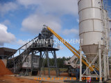 Small Mobile 75m3 / Hour Betão Misturador Hot Selling Type Plant Concrete