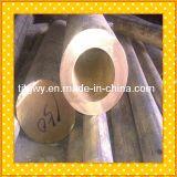 Tubo de cobre amarillo del diámetro grande, tubo de cobre amarillo