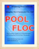 Het industriële Sulfaat van het Aluminium van de Rang Zelfstrijkende voor de Chemische producten van de Behandeling van het Water (Flocculant)