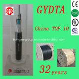 Сели на мель Gydta-144, котор кабель тесемки стекловолокна для сети доступа