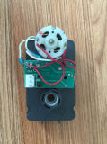 La reducción de la velocidad de rotación del motor con plástico Reducción de la caja de la máquina expendedora