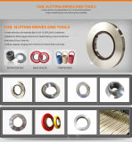 Lame de fente circulaire d'industrie métallurgique