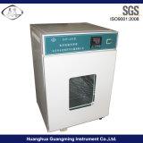 Incubadora electrotérmica del termóstato del laboratorio