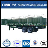 Cimc 40ft Storehouse Bar Semi Trailer à vendre