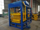 Automatischer Qt4-25 Ziegeleimaschine-Preis in Sri Lank
