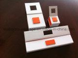 Caja de joyería de papel del regalo para el sistema de la joyería